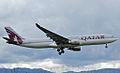 A7-AEN A330-302 Qatar Airways (5804479953).jpg