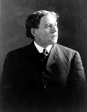 Amos Alonzo Stagg - Stagg in 1906