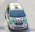 ADAC Rallye Deutschland 2013 - Fahrerpräsentation auf dem Roncalliplatz-4766.jpg