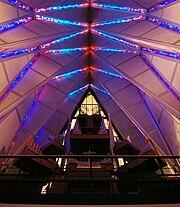 AFA Protestant Chapel Organ