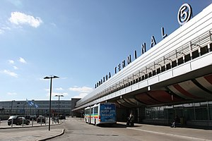 Stockholm Arlanda Airport - Terminal 5