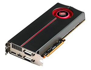 The ATI Radeon™ HD 5870 Graphics Card (see als...