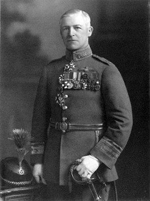 Charles Laverock Lambe - Air Vice Marshal Lambe
