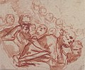 A Group of Saints and Angels (recto); Studies of a Male Figure in a Pendentive (verso) MET 1970.113.6 RECTO.jpg
