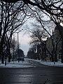 A Szabadság utca bejára ( entrace to Szabadság street ) - panoramio.jpg