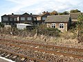 A disused railway hut - geograph.org.uk - 1516065.jpg