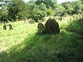 A quiet corner within the churchyard at St Edith, Eaton - geograph.org.uk - 1446254.jpg
