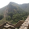 A view from the top in Bhangarh.jpg