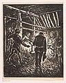 Aanbidding door de herders, RP-P-1935-1427.jpg