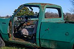 Abandoned pickup at Kelvin A. Lewis farm in Creeds 2.jpg