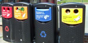 分类回收桶
