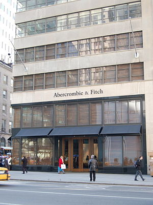 Abercrombie & Fitch, 5th Avenue
