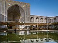 Ablutions Pool, Imam (Shah) Mosque, isfahan, Iran (14473695512).jpg