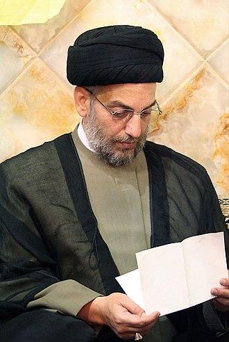 Abdul Aziz al-Hakim - Image: Abolaziz Hakim