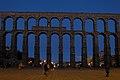 Acueducto de Segovia, noche, 1.jpg