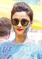 Adaa Khan at Holi Invasion party.jpg