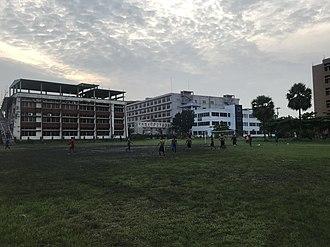 Gono University - Image: Administrative Building of Gono University