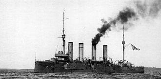 Russian cruiser Admiral Makarov - Image: Admiral Makarov 1916