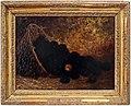 Adolphe joseph thomas monticelli, natura morta con ricci di mare, 1858.jpg