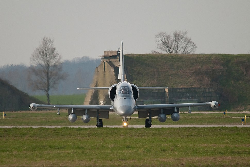 Aero L-159 ALCA (Czech Air Force) (8736189447)
