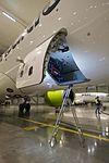 AirBaltic Bombardier CS300 mainenance (33064733802).jpg