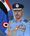 Air Marshal Rajesh Kumar as AOC-in-C of CAC.jpg
