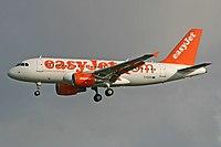 G-EZIX - A319 - EasyJet