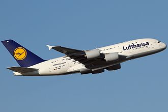 World's largest airlines - Lufthansa is the largest by number of employees