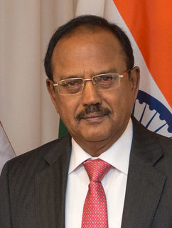 National Security Advisor (India) executive officer of the National Security Council in India