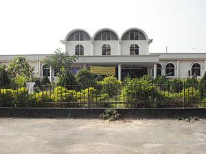 Akhaura Upazila - Akhaura Railway Station