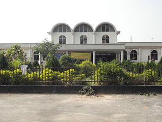 Brahmanbaria District - Largest railway junction in Bangladesh.