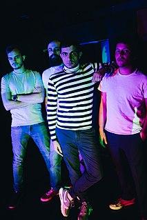 Akher Zapheer Jordanian rock band