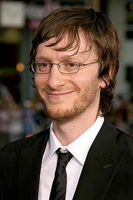 Akiva Schaffer - Premiere of Hot Rod.jpg