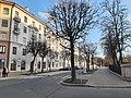 Alaizy Paškievič Street.jpg