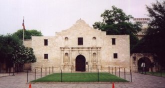 1830s - March 6, 1836: The Battle of the Alamo