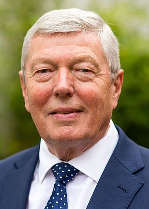 Alan Johnson - Image: Alan Johnson MP
