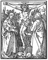 Albrecht Dürer - Christ on the Cross with the Virgin and St John - WGA7166.jpg