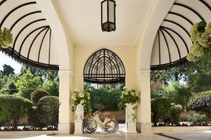 Aldrovandi Villa Borghese - Image: Aldrovandi Entrance 2014