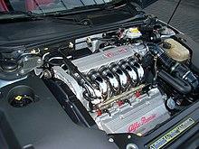 Alfa Romeo V6 engine - Wikipedia