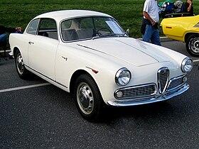 Alfa Romeo Giulietta Wikipedia - Alfa romeo giulietta 1960 for sale