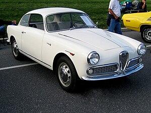 Alfa Romeo Giulietta (750/101) - Alfa Romeo Giulietta Sprint