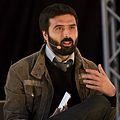 Ali Esbati @ Oslo bokfestival 2011.jpg