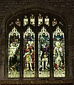 All Saints Church, 1914-1918 War Memorial Window - geograph.org.uk - 1337964.jpg