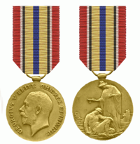 Medal in bronze