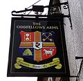 Alnwick, Northumberland ... 'THE ODDFELLOWS ARMS'. - Flickr - BazzaDaRambler.jpg