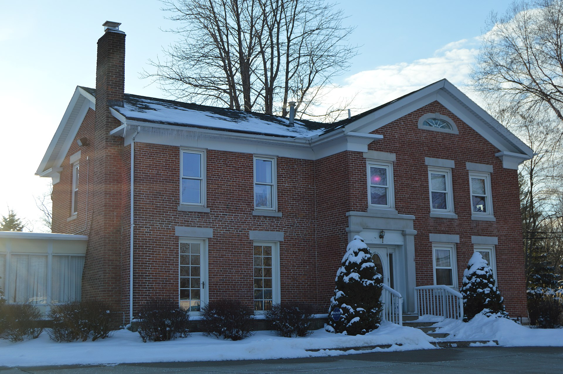oakwood  cuyahoga county  ohio wikipedia drake house sheffield drake house plymouth