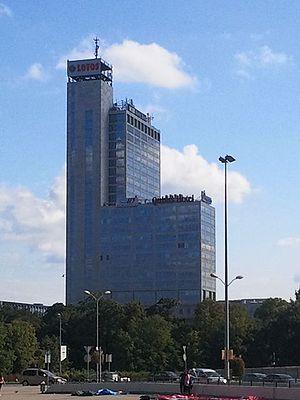 Altus Skyscraper - Image: Altus 2011