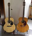 Alvarez AJ60S (c.2000) and 5072 (c.1994) Jumbo guitars.jpg