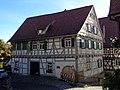 Am Burgrain 2 evangelisches Pfarrhaus Herrenberg DSC02297 01.jpg
