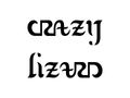 Ambigram Crazy Lizard.png
